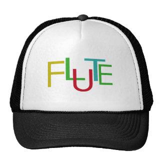 Letras de la flauta gorro de camionero