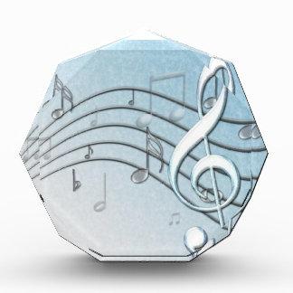 Letras de la música