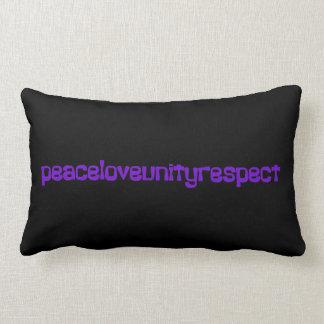 Letras de la púrpura del delirio del respecto de l almohadas