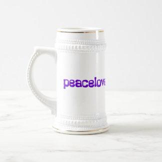 Letras de la púrpura del delirio del respecto de l taza