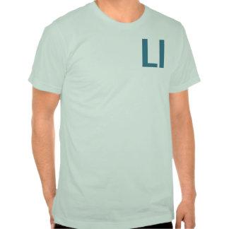 Letras de Lambretta LI Tee Shirts