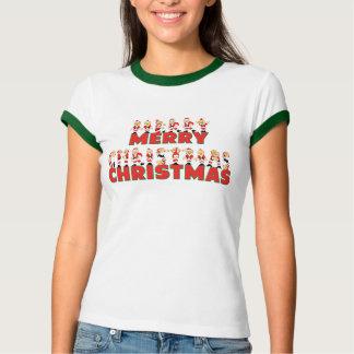 Letras de Papá Noel del oso de peluche de las Poleras