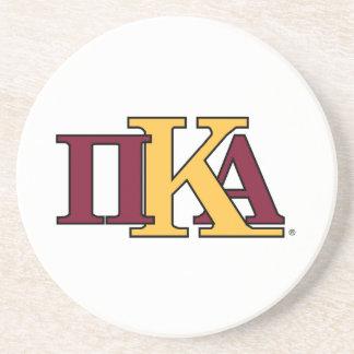 Letras de PKA Posavasos Diseño