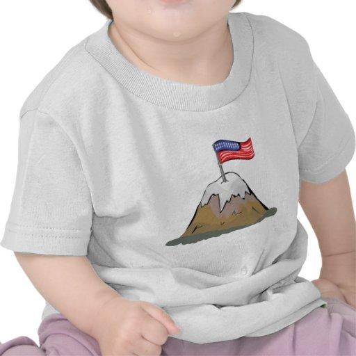 letras del Día de la Independencia Camiseta