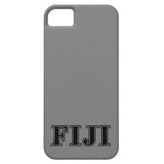 Letras negras del delta gamma de la phi iPhone 5 fundas