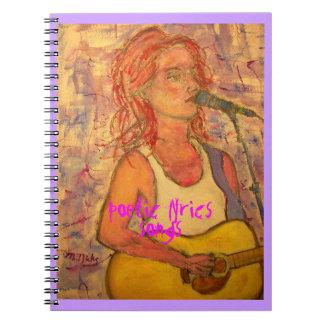 letras y chica poéticos de la canción libreta