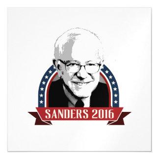 Letrero de la bandera de la campaña de las