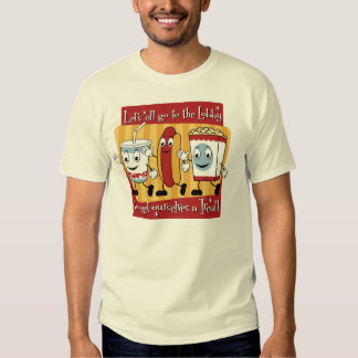 Let's all go to the lobby T-Shirt
