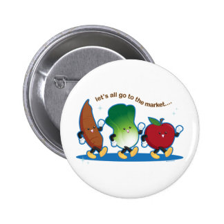 Let's All Go to the Market Buttons