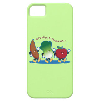 Let's All Go to the Market iPhone SE/5/5s Case