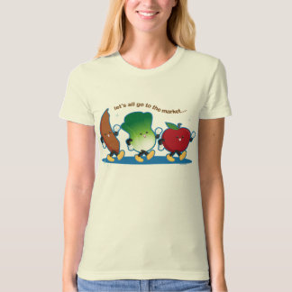 Let's All Go to the Market T-Shirt