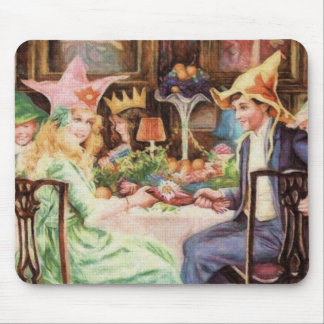 Let's All Put on a Goofy Party Hat Mouse Pad