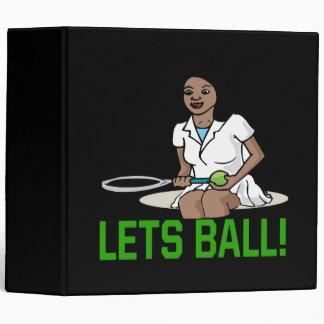 Lets Ball Binder