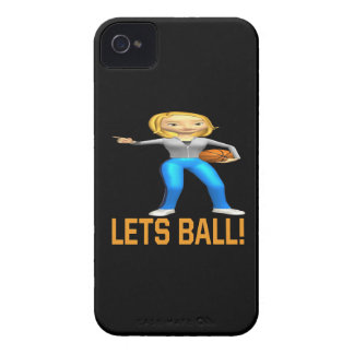 Lets Ball iPhone 4 Covers