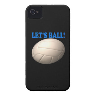 Lets Ball iPhone 4 Case-Mate Cases
