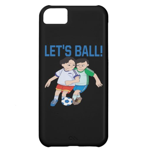 Lets Ball Case For iPhone 5C