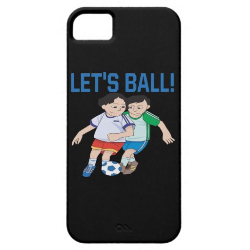 Lets Ball iPhone 5 Cases