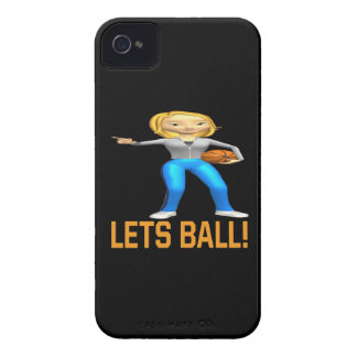 Lets Ball Case-Mate iPhone 4 Case