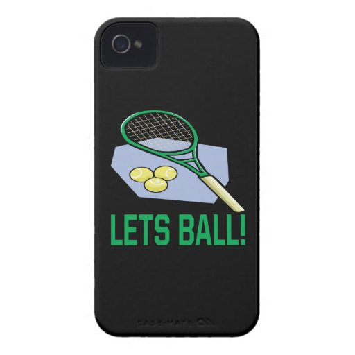 Lets Ball Case-Mate iPhone 4 Cases
