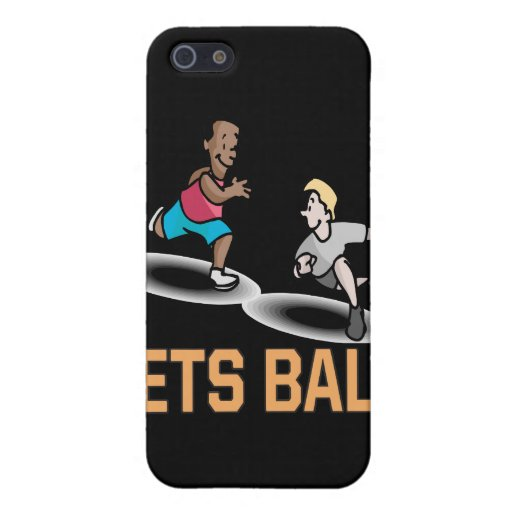 Lets Ball Cover For iPhone 5
