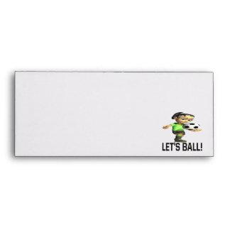 Lets Ball Envelope