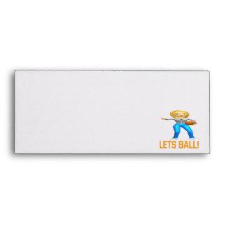 Lets Ball Envelopes