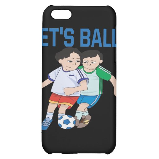 Lets Ball iPhone 5C Cover