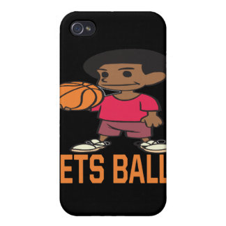 Lets Ball iPhone 4/4S Cases