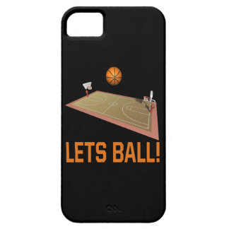 Lets Ball iPhone SE/5/5s Case