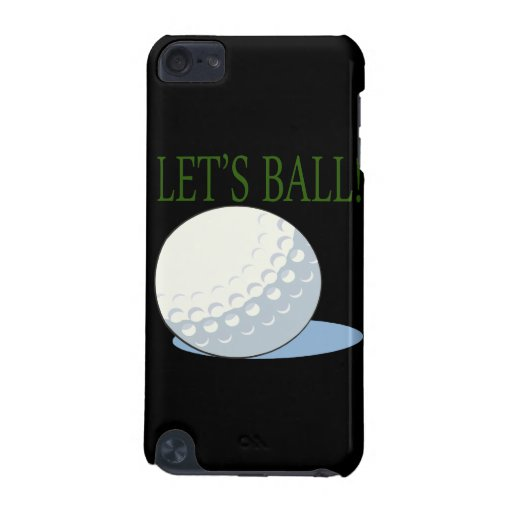 Lets Ball iPod Touch 5G Case