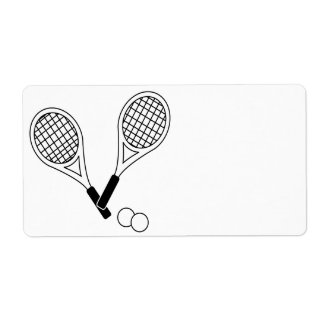 Lets Ball Shipping Label