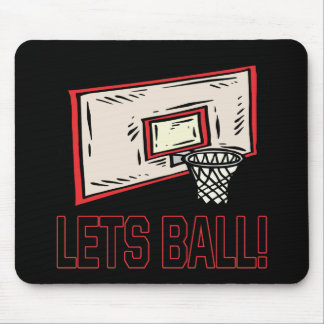 Lets Ball Mouse Pad