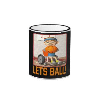 Lets Ball Ringer Mug