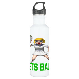 Lets Ball Stainless Steel Water Bottle