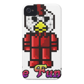 Lets be a Funky Chicken iPhone 4 Case