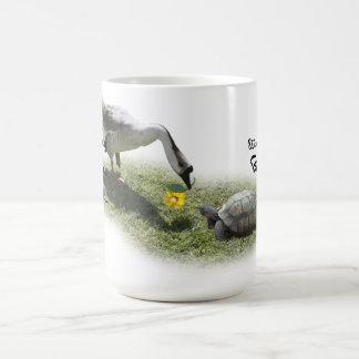 Let's Be Friends Coffee Mug