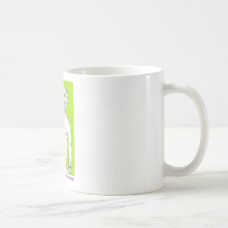 LETS BE FRIENDS CLASSIC WHITE COFFEE MUG