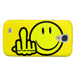 Let's Be Friends Samsung Galaxy S4 Case