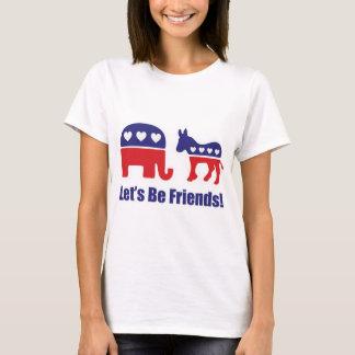 Let's Be Friends! T-Shirt