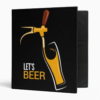 Let's Beer Binder