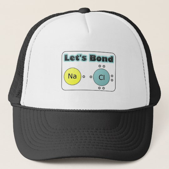 Let's Bond! Trucker Hat