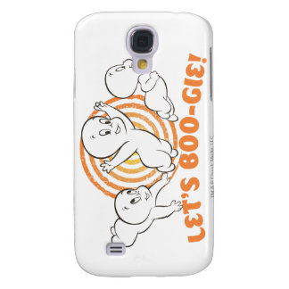 Let's Boo-gie Samsung S4 Case