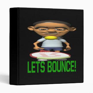 Lets Bounce Binder