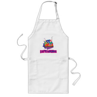 Lets Bounce Bumper Cars Long Apron