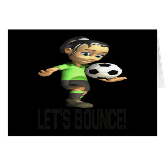 Lets Bounce Card