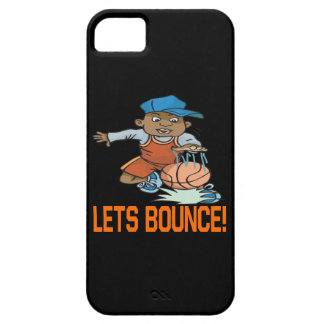 Lets Bounce iPhone 5 Covers