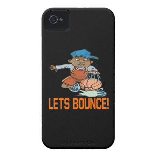 Lets Bounce iPhone 4 Cover