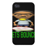 Lets Bounce Case For iPhone 4