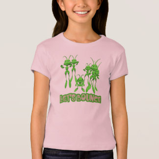 Lets Bounce Grasshoppers T-Shirt