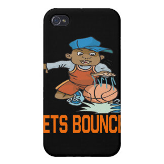 Lets Bounce iPhone 4/4S Covers